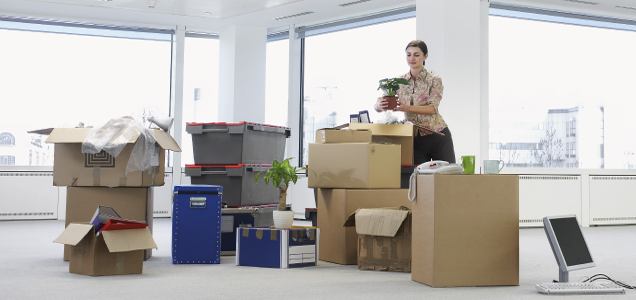 Why moving offices can be the best time to rebrand your business
