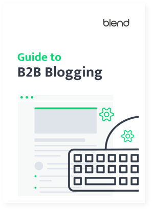 Guide to b2b blogging