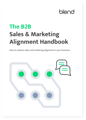 B2B Sales and Marketing Alignment Handbook