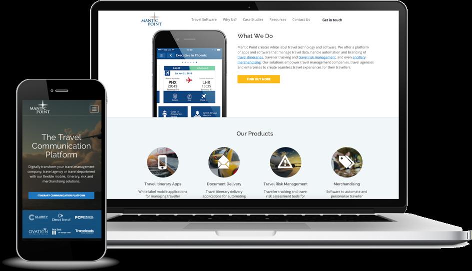 Hubspot Website Case Study