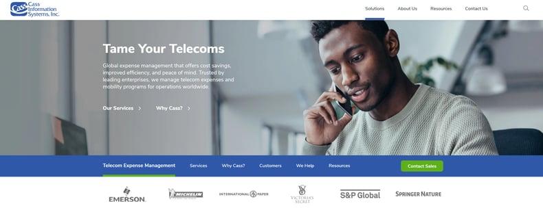 Cass Telecom
