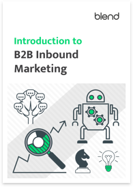 Introduction to inbound Blend Marketing