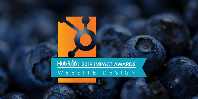 ifis-award-blog-header-image-with-hubspot-logo-overlaid-on-top-of-blueberries