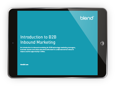 Guide to B2B Inbound Marketing