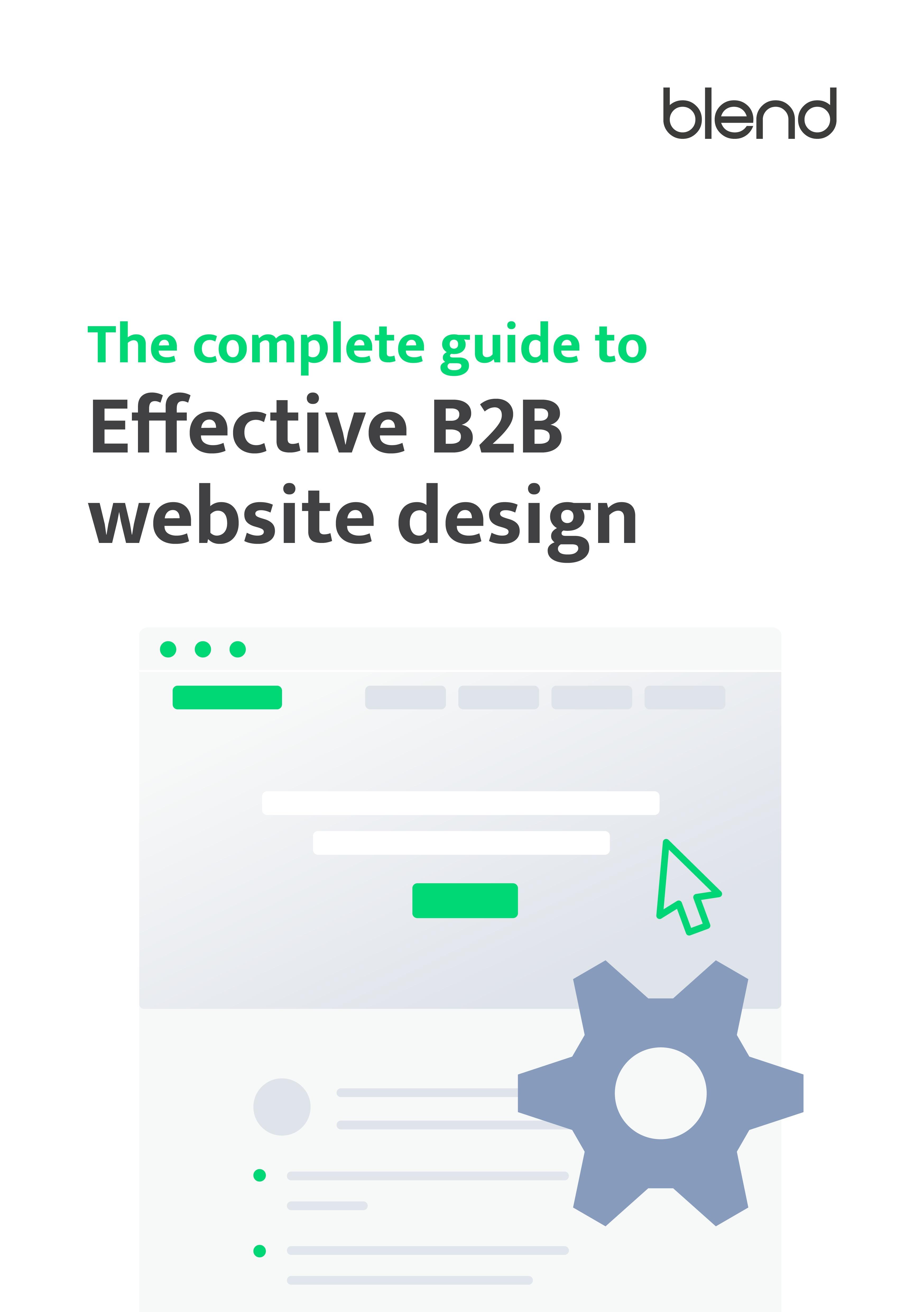 Effective B2B Website Design